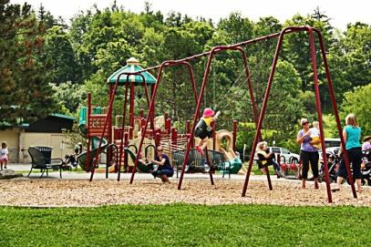 lowville-park-swings