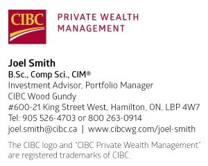 CIBC Joel Smith